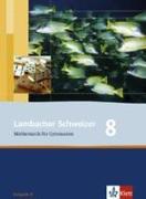 Cover-Bild zu Lambacher Schweizer. 8. Schuljahr. Schülerbuch. Allgemeine Ausgabe