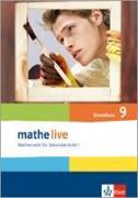 Cover-Bild zu mathe live. Schülerbuch Grundkurs 9. Schuljahr. Allgemeine Ausgabe