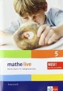 Cover-Bild zu mathe live. Arbeitsheft mit Lösungsheft 5. Schuljahr. Allgemeine Ausgabe