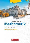 Cover-Bild zu Bigalke/Köhler: Mathematik, Allgemeine Ausgabe, 11.-13. Schuljahr, Hilfsmittelfreie Aufgaben, Ergänzungsheft zum Schülerbuch von Bigalke, Anton