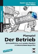 Cover-Bild zu Planspiel: Der Betrieb (eBook) von Kirchner, Daniel von