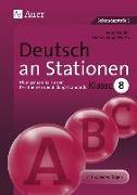 Cover-Bild zu Deutsch an Stationen von Euler, Verena