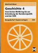 Cover-Bild zu Geschichte 4 von Röser, Winfried
