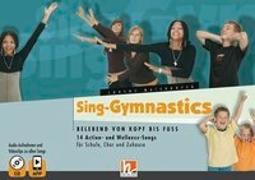 Cover-Bild zu Sing-Gymnastics, Heft inkl. Audio-CD + App von Maierhofer, Lorenz