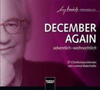 Cover-Bild zu December Again von Maierhofer, Lorenz