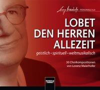 Cover-Bild zu Lobet den Herren Allzeit von Maierhofer, Lorenz