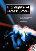 Cover-Bild zu Highlights of Rock & Pop von Maierhofer, Lorenz (Hrsg.)