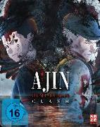 Cover-Bild zu Ajin: Clash - Teil 3 der Movie-Trilogie - Blu-ray (Steelcase) [Limited Edition]