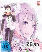 Cover-Bild zu Re:ZERO - Starting Life in Another World - DVD 1 mit Sammelschuber (Limited Edition)