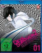Cover-Bild zu Devil Survivor 2 - The Animation - Blu-ray 1