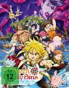 Cover-Bild zu The Seven Deadly Sins Movie - Prisoners of the Sky Blu-ray