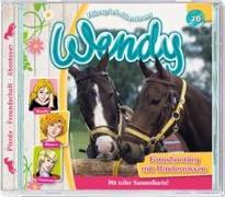 Cover-Bild zu Wendy 70. Fotoshooting mit Hindernissen