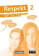 Cover-Bild zu Respekt, Lehrwerk für Ethik, Werte und Normen, Praktische Philosophie und LER, Allgemeine Ausgabe, Band 2, Handreichungen für den Unterricht mit CD-ROM von Brüning, Barbara