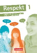 Cover-Bild zu Respekt, Lehrwerk für Ethik, Werte und Normen, Praktische Philosophie und LER, Allgemeine Ausgabe, Band 1, Schülerbuch von Brüning, Barbara