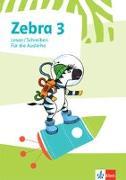 Cover-Bild zu Zebra 3. Heft Lesen/Schreiben ausleihfähig Klasse 3