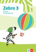 Cover-Bild zu Zebra 3. Heft Sprache für die Ausleihe Klasse 3