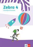 Cover-Bild zu Zebra 4. Didaktischer Kommentar zum Ausleihmaterial Klasse 4