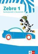 Cover-Bild zu Zebra 1. Buchstabenheft in Grundschrift