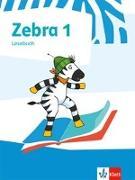 Cover-Bild zu Zebra 1. Lesebuch. Allgemeine Ausgabe ab 2018