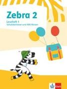 Cover-Bild zu Zebra 1. Lesehefte