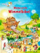 Cover-Bild zu Dein kleiner Begleiter: Meine erste Wimmelbibel von Polster, Martin