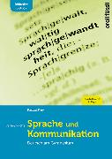 Cover-Bild zu Sprache und Kommunikation inkl. E-Book von Frey, Pascal