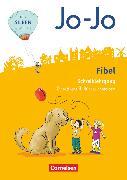 Cover-Bild zu Jo-Jo Fibel, Allgemeine Ausgabe 2016, Grundschrift flüssig schreiben, Arbeitsheft