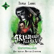 Cover-Bild zu Landy, Derek: Skulduggery Pleasant, Folge 13: Untotenland (Audio Download)