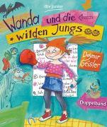 Cover-Bild zu Wanda und die wilden Jungs von Geisler, Dagmar