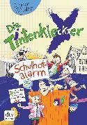 Cover-Bild zu Die Tintenkleckser 2 - Schulhofalarm (eBook) von Geisler, Dagmar