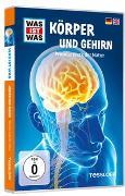 Cover-Bild zu WAS IST WAS DVD Körper und Gehirn. Wunderwerk der Natur von Tessloff Verlag Ragnar Tessloff GmbH & Co.KG (Hrsg.)