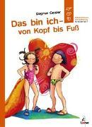 Cover-Bild zu Das bin ich - von Kopf bis Fuss von Geisler, Dagmar