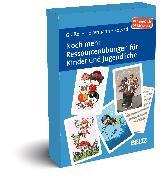 Cover-Bild zu Noch mehr Ressourcenübungen für Kinder und Jugendliche von Gräßer, Melanie
