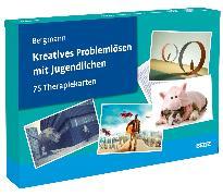 Cover-Bild zu Kreatives Problemlösen mit Jugendlichen von Bergmann, Felicitas