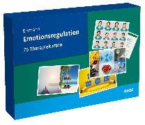 Cover-Bild zu Emotionsregulation. 75 Therapiekarten von Eismann, Gunnar
