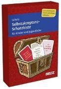 Cover-Bild zu Selbstakzeptanz-Schatzkiste für Kinder und Jugendliche von Scholz, Falk Peter