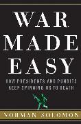 Cover-Bild zu War Made Easy von Solomon, Norman