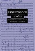 Cover-Bild zu Ernest Bloch Studies von Knapp, Alexander (Hrsg.)