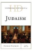 Cover-Bild zu Historical Dictionary of Judaism, Third Edition von Solomon, Norman