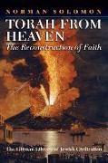 Cover-Bild zu Torah from Heaven: The Reconstruction of Faith von Solomon, Norman