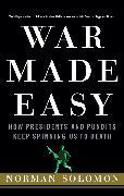 Cover-Bild zu War Made Easy (eBook) von Solomon, Norman