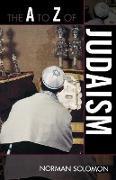 Cover-Bild zu The A to Z of Judaism von Solomon, Norman