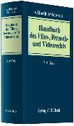 Cover-Bild zu Handbuch des Film-, Fernseh- und Videorechts von Hartlieb, Horst von