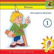Cover-Bild zu Friedel der Hausaufgabenwichtel 01 (Audio Download) von Dultz-Klüver, Nicola