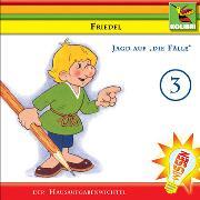 Cover-Bild zu Friedel der Hausaufgabenwichtel 03 (Audio Download) von Dultz-Klüver, Nicola
