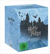 Cover-Bild zu Harry Potter Collection (Repack 2018) von Grint, Rupert (Schausp.)