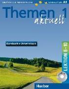 Cover-Bild zu Themen aktuell 1. Kursbuch und Arbeitsbuch. Lektion 6 - 10 - Themen 1 aktuell von Aufderstrasse, Hartmut (Hrsg.)