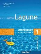 Cover-Bild zu Lagune 1. Arbeitsbuch von Aufderstraße, Hartmut