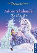 Cover-Bild zu Sternenschweif Adventskalender Der Eiszauber von Chapman, Linda