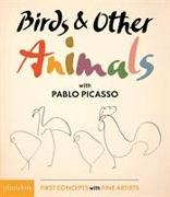 Cover-Bild zu Picasso, Pablo: Birds & Other Animals: with Pablo Picasso